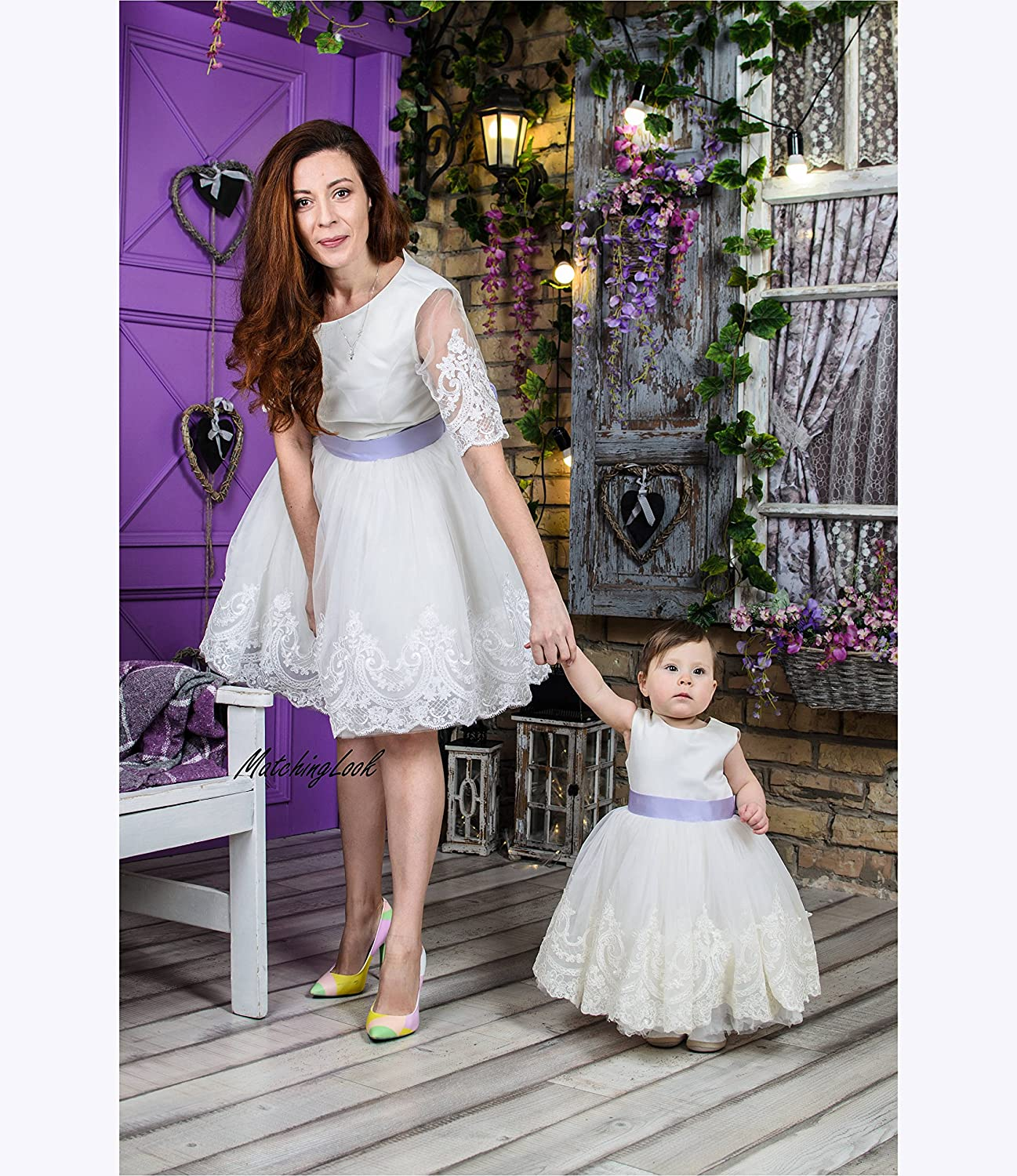 Amazon.com: Matching Mother Daughter Outfits, Mother Daughter