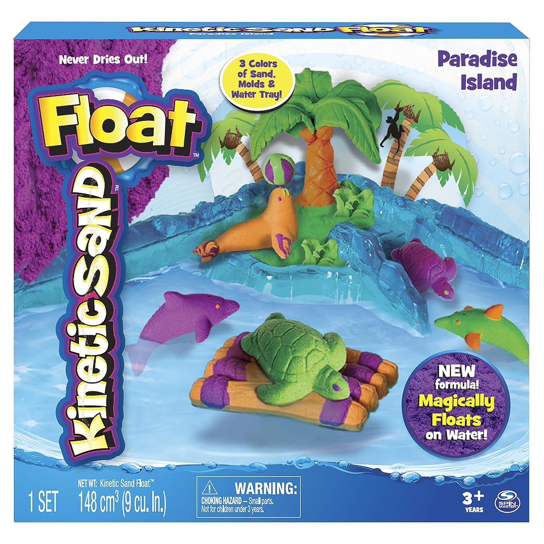 Kinetic Sand Float, Paradise Island B00TY40H60 | Elegante und robuste Verpackung