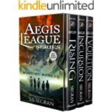 Aegis League Series Boxed Set (Books 1-3): Action Adventure, Visionary, Speculative, Thriller