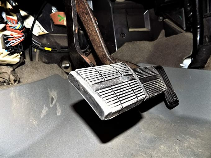 Pedals & Pedal Accessories Metal Clutch Pedal for 2001-2006 ZF6 ...