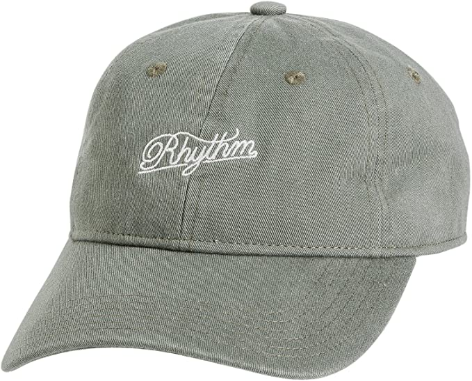Black Rhythm Basic Cap