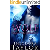 Wolf and Punishment (Alpha Kings, Book 2): 50 Loving States, Wyoming (The Alaska Princesses 1)