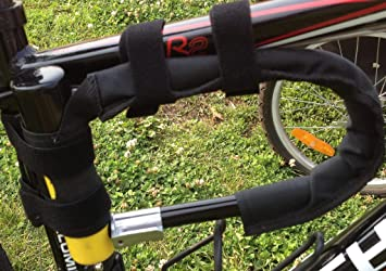 Amazon Com U Lock Holster Bike Mount And Case U Lock Holder