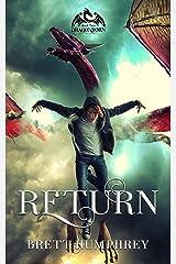 Return: Dragonborn Series, Book Two Kindle Edition