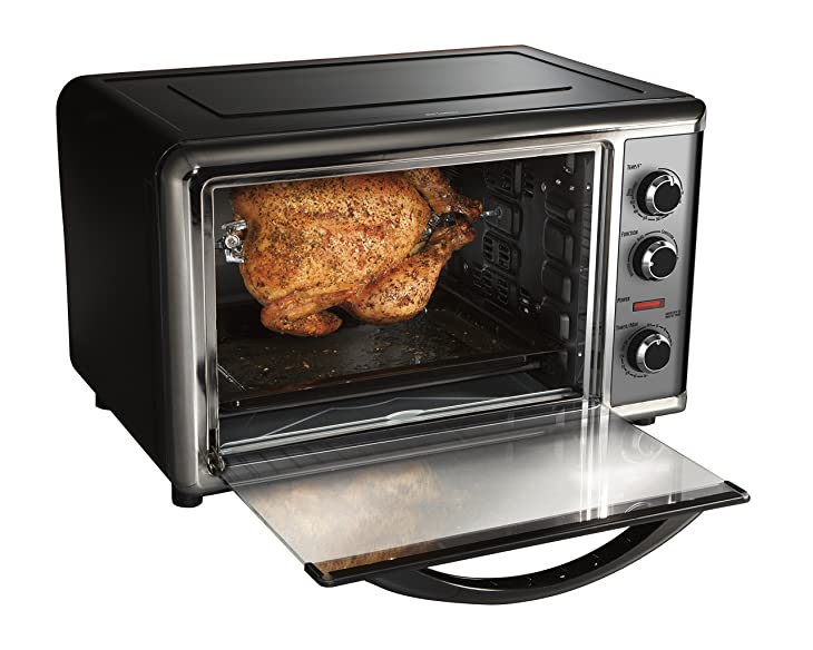 What To Look For In A Rotisserie Oven-Large Capacity
