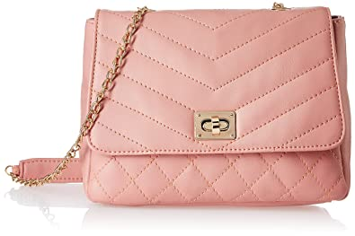 92ace150a75c Peperone Women's Sling Bag (Pink): Amazon.in: Shoes & Handbags