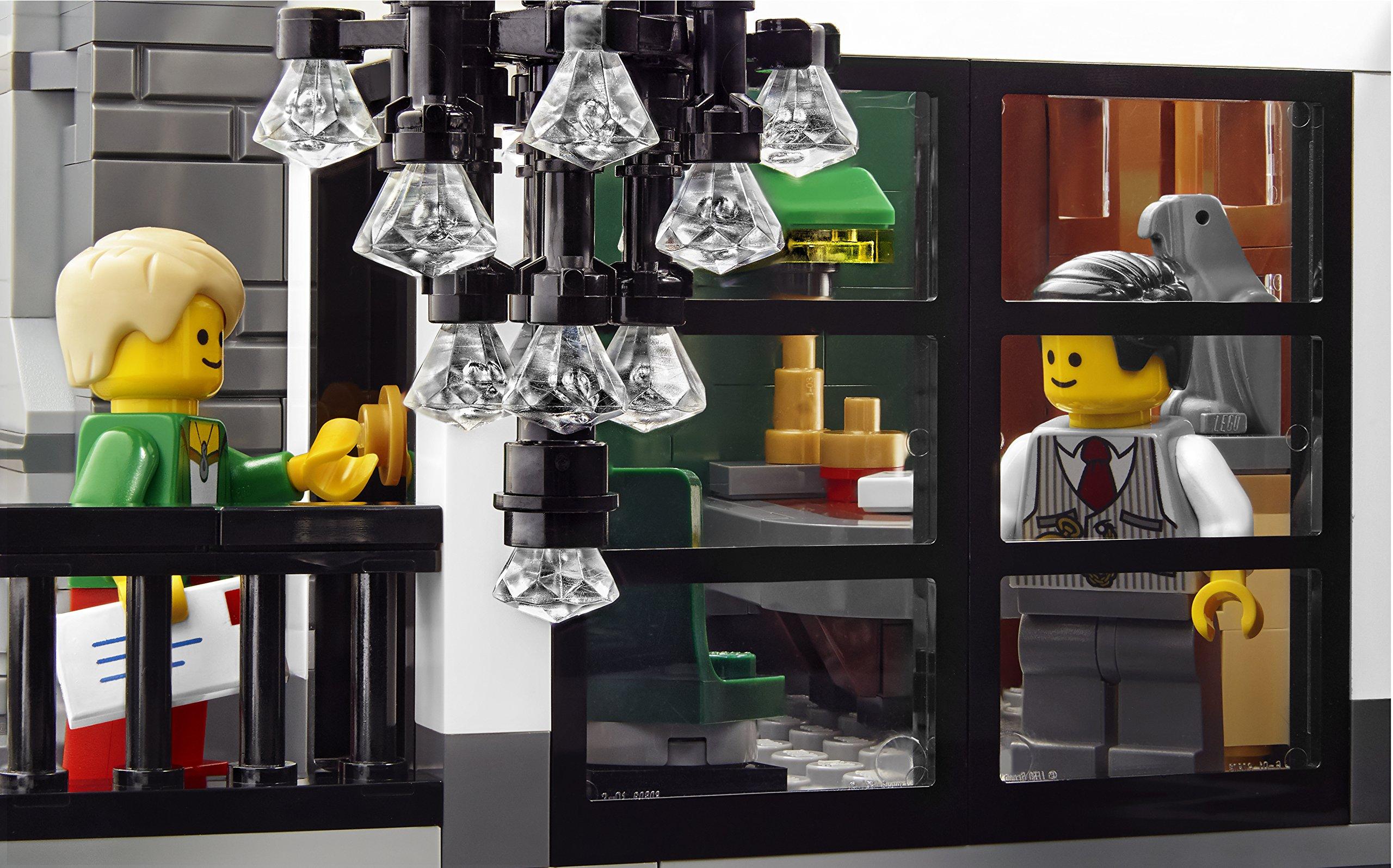 LEGO Creator Expert Brick Bank 10251 Construction Set by LEGO (Image #10)