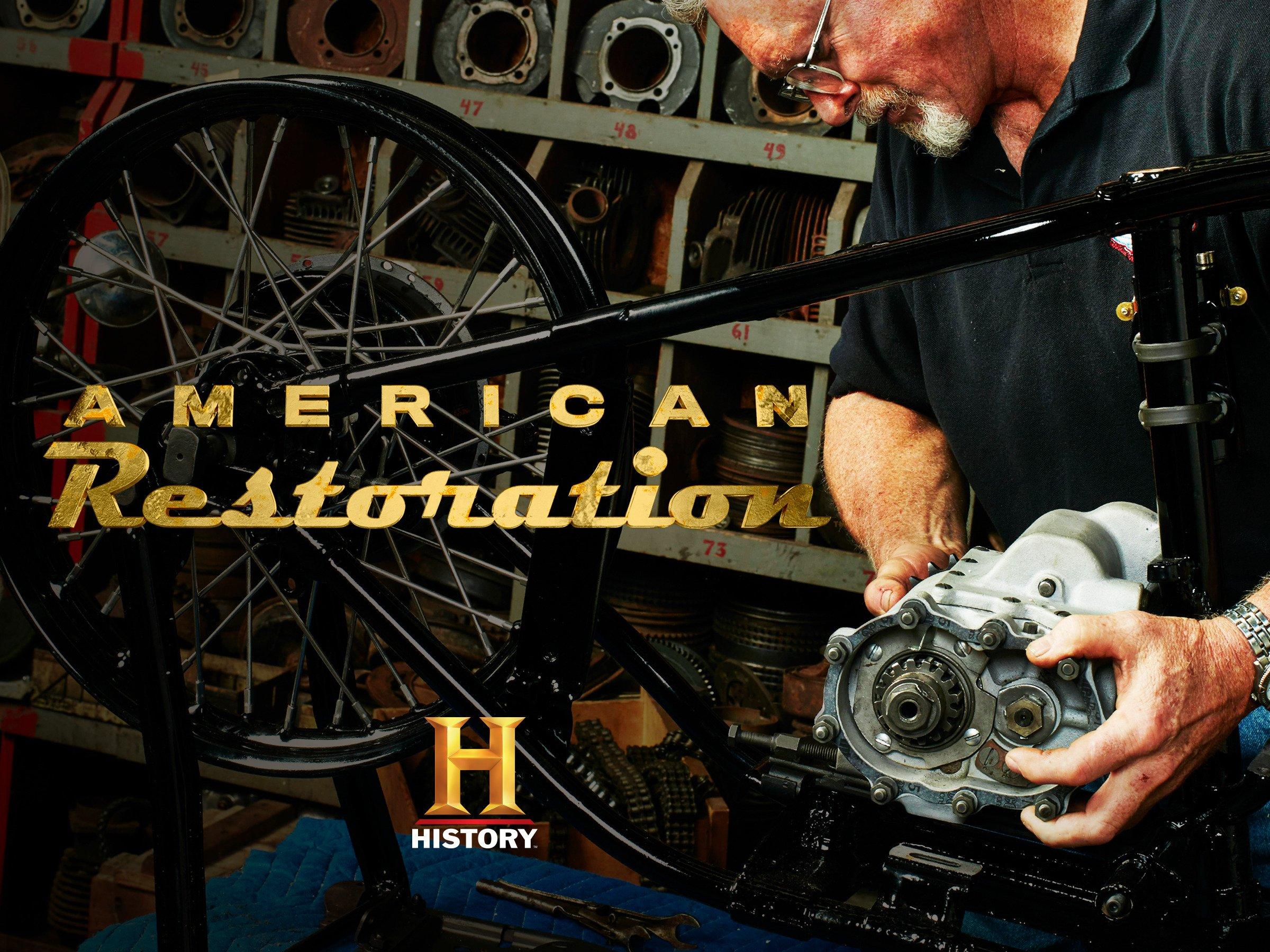 Amazon com: Watch American Restoration Season 7   Prime Video