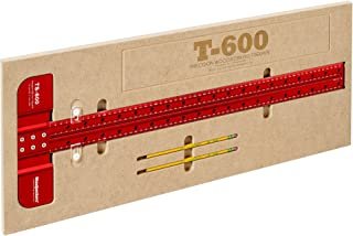 product image for Woodpeckers Precision Woodworking Tools TS-600MM T-Square, 600mm