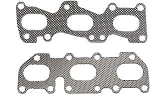 DNJ EG174 Exhaust Manifold Gasket for 2006-2015 / Hyundai, Kia/Amanti, Azera, Santa Fe, Sedona, Sonata, Sorento, Veracruz / 3.3L, 3.5L, 3.8L / DOHC / V6 / 24V /VIN 1, VIN 3, VIN 7, VIN D