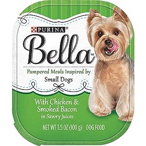 Purina Bella Single Serve Adult Wet Dog Food