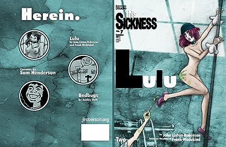THIS SICKNESS no. 7 Summer 2011 Featuring LULU