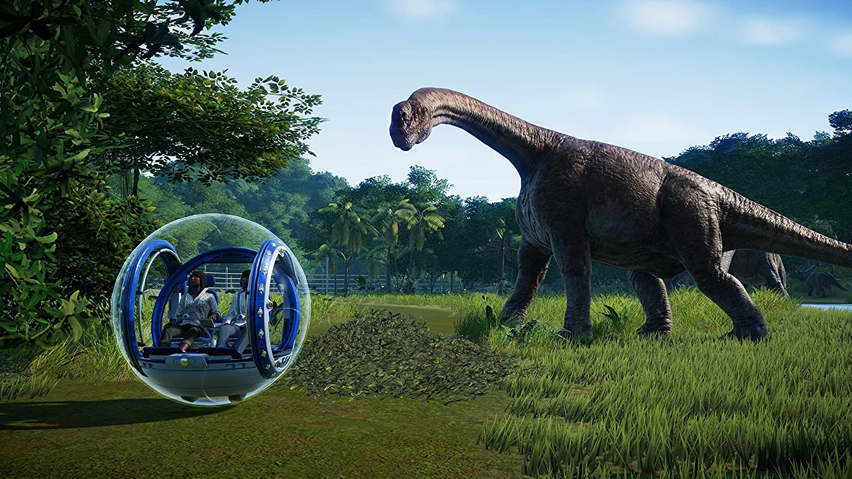 Jurassic World Evolution - Xbox One [Importación italiana]: Amazon ...