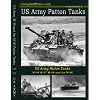 Patton Tank M-46 M-47 M-48 M-60 Main Battle Tank Korea Vietnam
