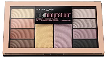 773e788a06e Image Unavailable. Image not available for. Colour: Maybelline Total  Temptation ...
