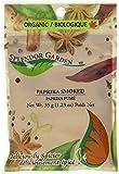 Splendor Garden Organic Paprika Smoked, 35gm