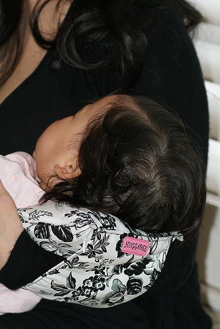Amazon.com: huggabee Cuddle Me – Almohada de lactancia: Baby