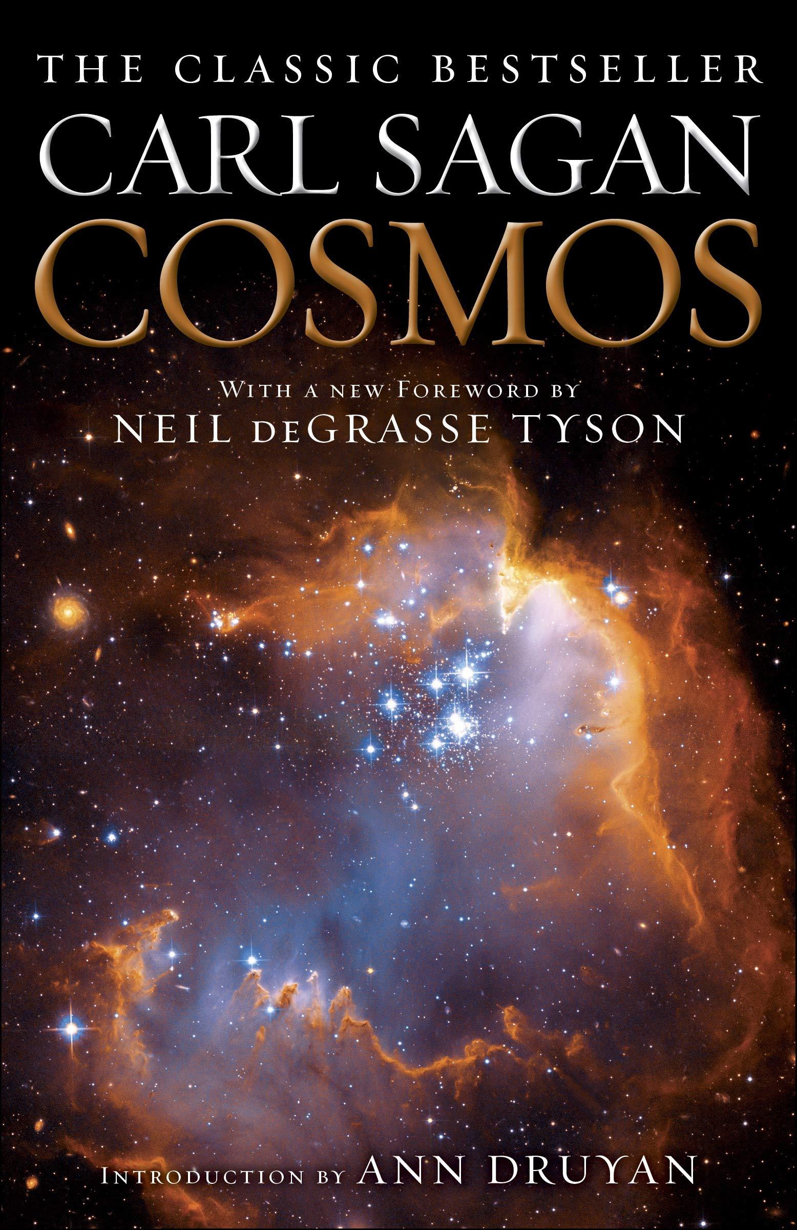 Amazon.fr - Cosmos - Carl Sagan, Neil deGrasse Tyson, Ann Druyan ...