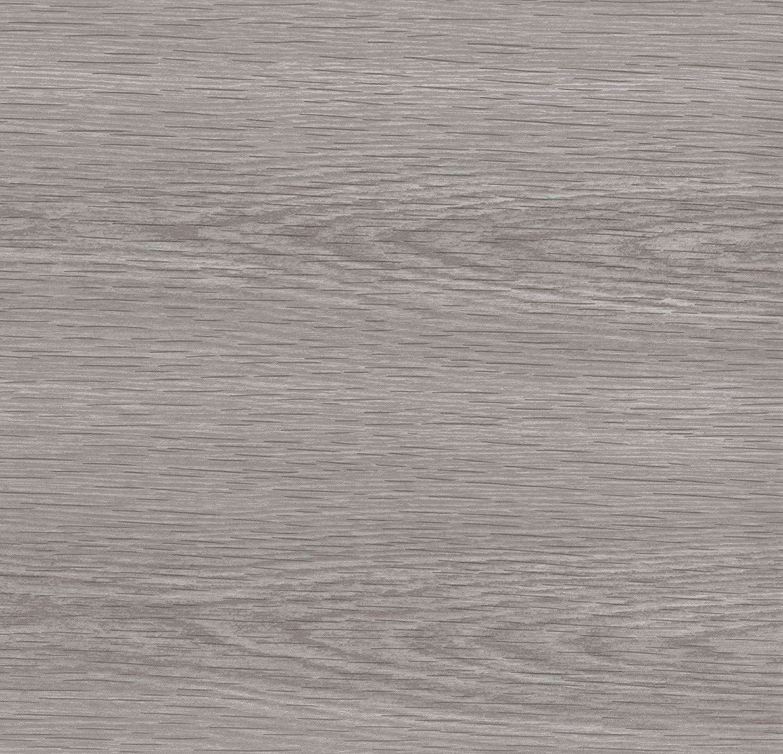 Venilia Lámina Adhesiva Madera de Pino Gris, lámina Decorativa, lámina para Muebles, lámina autoadhesiva, Aspecto Madera Natural, 45 cm x 3 m, Grosor: 0,095 mm, 53159