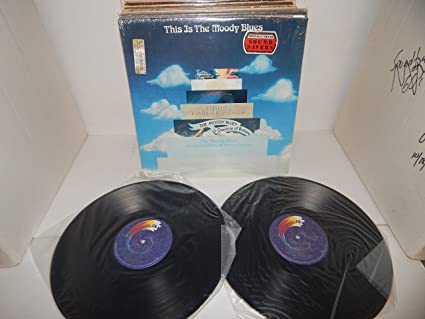 This Is The Moody Blues Double LP