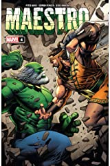 Maestro (2020) #4 (of 5) Kindle Edition