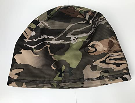 Image Unavailable. Image not available for. Color  Under Armour UA Scent  Control Storm Fleece Beanie OSFA UA Forest Camo 23b612cf0359