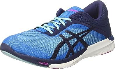 Articulación Vinagre Espectador  Amazon.com: ASICS FuzeX Rush Women's Running Shoes: Clothing