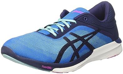 ASICS Fuzex Rush, Zapatillas de Deporte para Mujer: Amazon.es: Zapatos y complementos