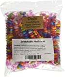 Oasis Supply Stretchable Candy Necklace, 12 Count