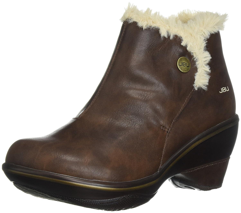 JBU by Jambu Women's Mesa Ankle Bootie B01N81BY78 9 B(M) US|Brown
