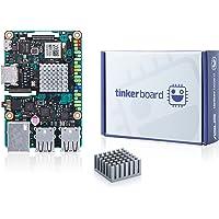ASUS RK3288 SBC Tinker Board, SoC, 1.8GHz Quad Core CPU, 600MHz Mali-T764 GPU, 2GB