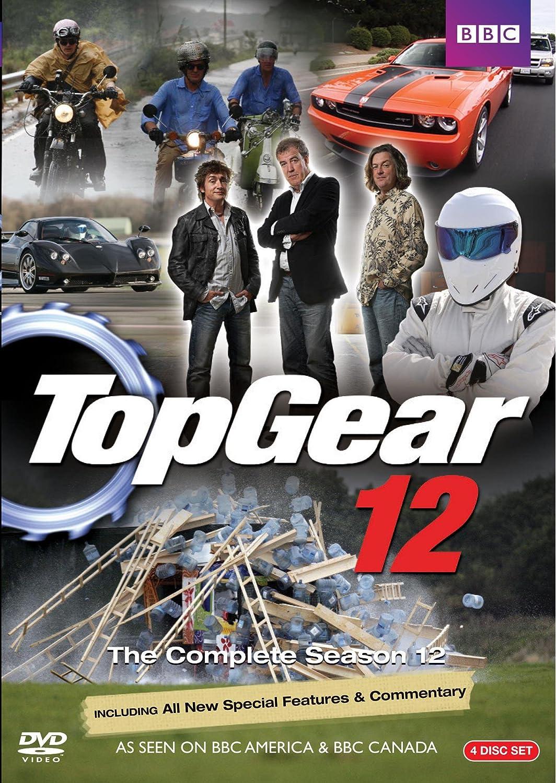 Top Gear: Complete Season 12 [Reino Unido] [DVD]: Amazon.es: Cine y Series TV