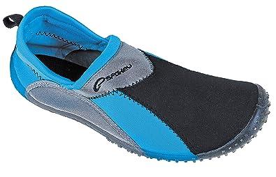 Spokey surf zapatillas de baño surf adulto zapatos blau und grau Talla:46 uVYnvX