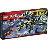 LEGO Ninjago 70736 Attack of the Morro Dragon Building Kit