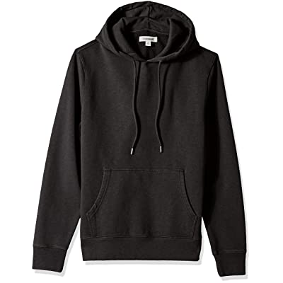 Brand - Goodthreads Men's Pullover Fleece Hoodie: Clothing