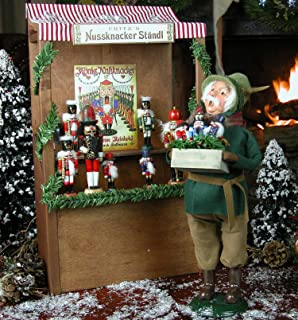 byers choice nutcracker peddler nutcracker vendor byers choice carolers