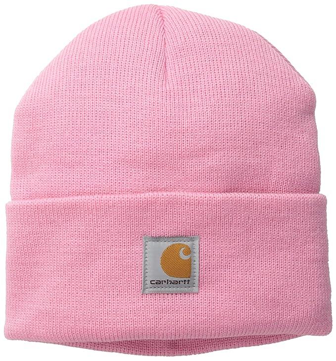 4eae83ddb0b Amazon.com  Carhartt Kids Acrylic Watch Hat  Clothing