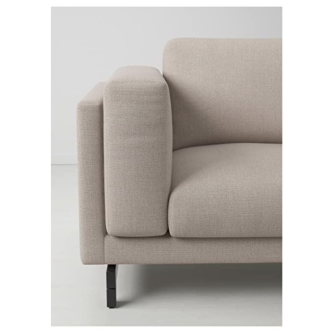 IKEA Nockeby - Patas para sofá de 3 plazas madera: Amazon.es ...