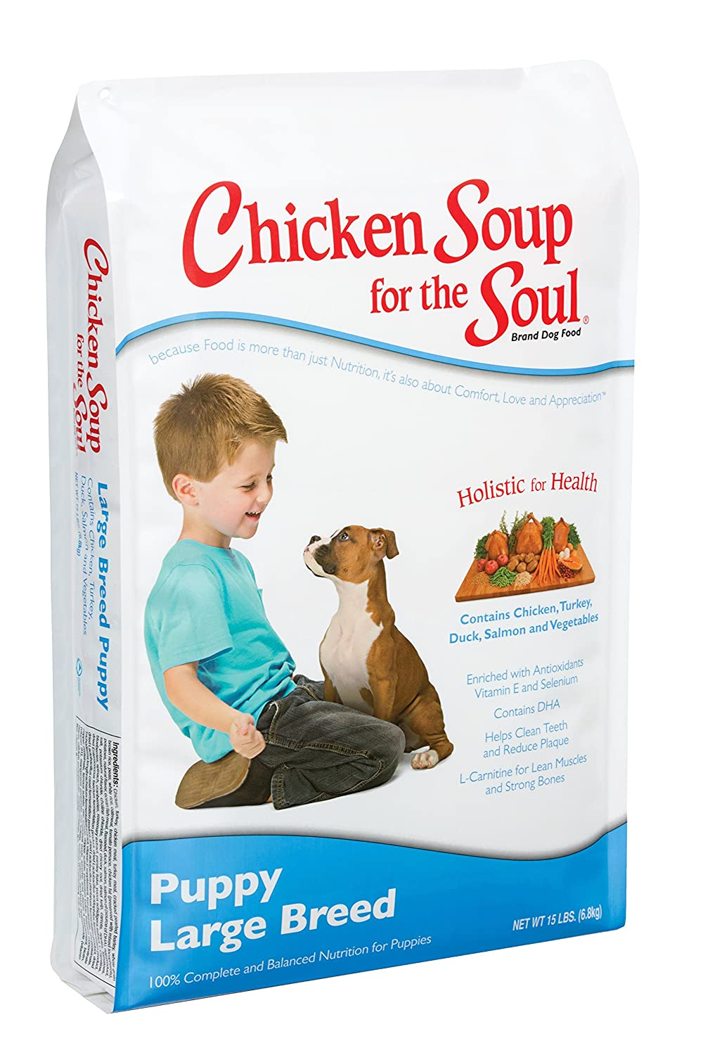 3.Chicken Soup for the Soul Large Breed