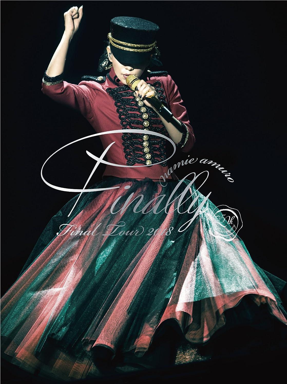 namie amuro Final Tour 2018 ~Finally~ (東京ドーム最終公演+25周年沖縄ライブ+ナゴヤドーム公演)(DVD5枚組)
