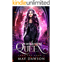 Wandering Queen (Lost Fae Book 1) book cover