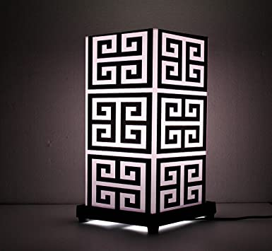 9 GIFTS black and white Table lamp Table Lamps