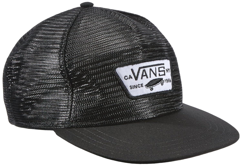 247fd9a7e0c Vans Thurloe Snapback Men s CAP One size Black VWCNBLK  Amazon.co.uk   Sports   Outdoors