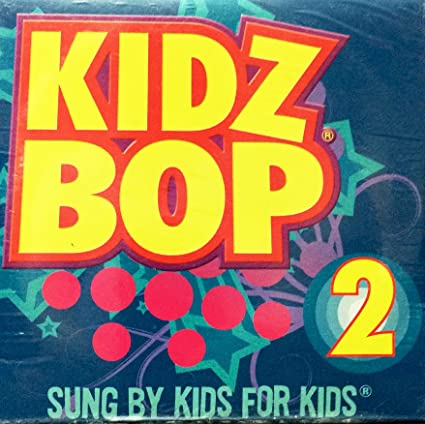Mcdonald´s Happy Meal 2009 Kidz Bop Audio CD #2
