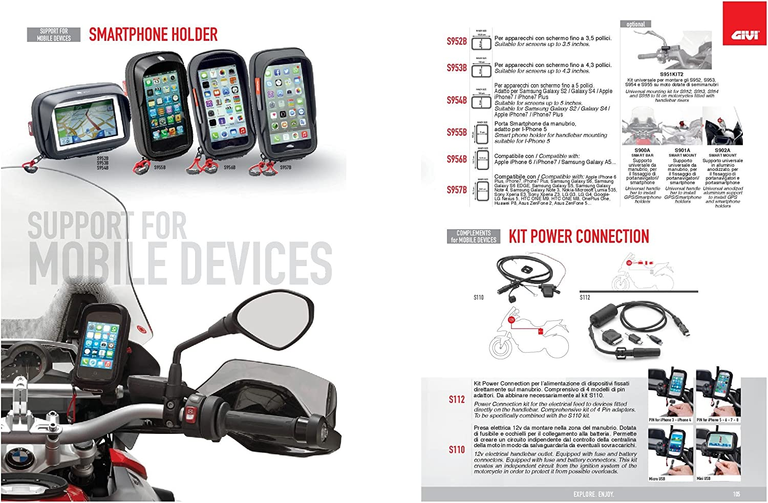 iBracket: la custodia per moto e bici - iPhone Italia