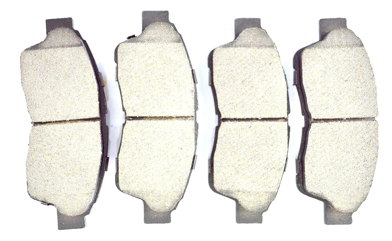 Dash4 MD562 Semi-Metallic Brake Pad
