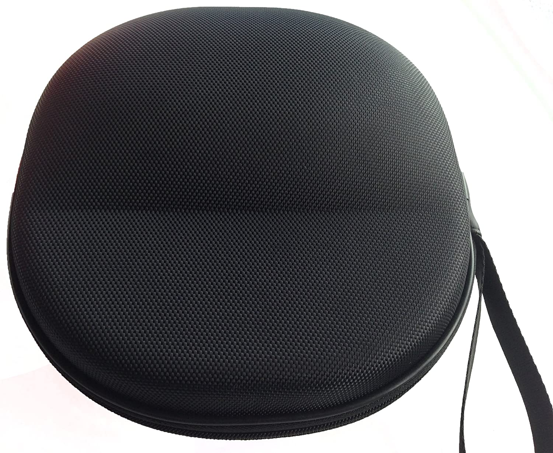 61e0c7b6acb Amazon.com: Large CASEBUDi Hard Headphone Case | Impact Protection for  Sony, Sennheiser, Beats & More | Black Ballistic Nylon: Home Audio & Theater
