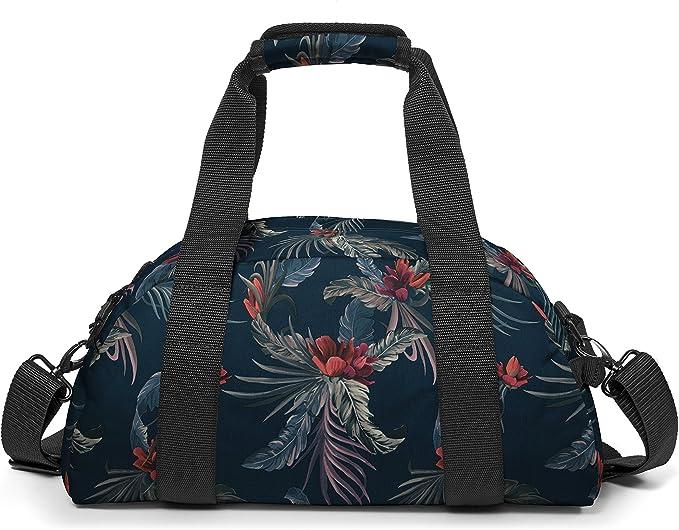 Eastpak Compact Bolsa de viaje, 23 L, Multicolor (Red Brize ...