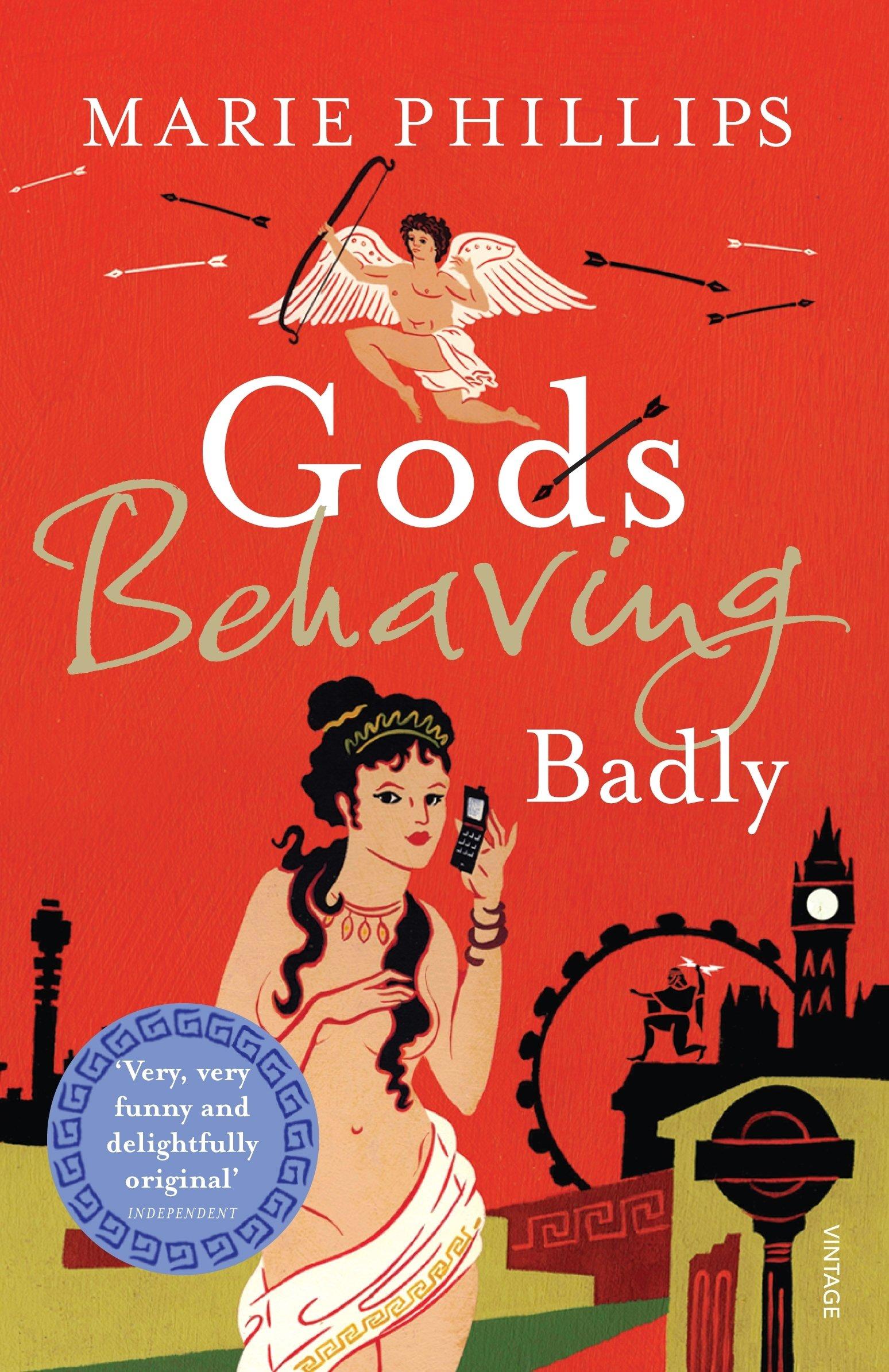 Read Online Gods Behaving Badly pdf epub
