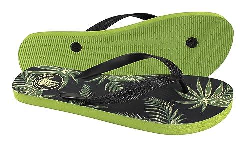 f7edfd8e330 Amazon.com  Body Glove Men s Old Skool Flat Flip-Flop Sandal  Shoes
